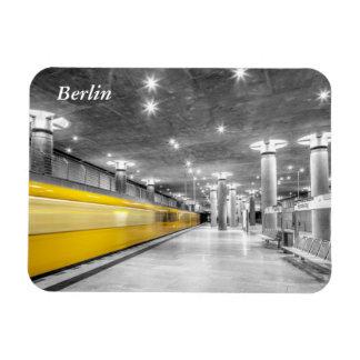 U Bahn Berlin Magnet