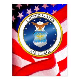 U.S.A.F.-vykort Vykort