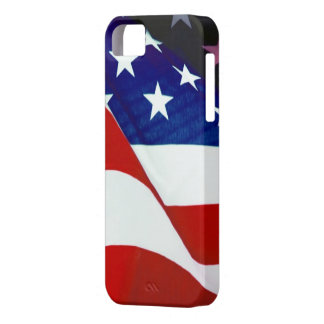 U.S.A. Flagga iPhone 5 Case-Mate Skydd