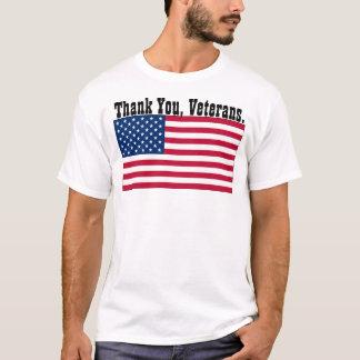 """U.S.A. - """"Tack, veteran. """", T-shirt"""