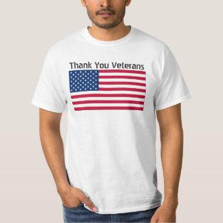 """U.S.A. - """"Tack, veteran. """", T Shirt"""