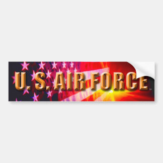 U.S. Flygvapenbildekal Bildekal