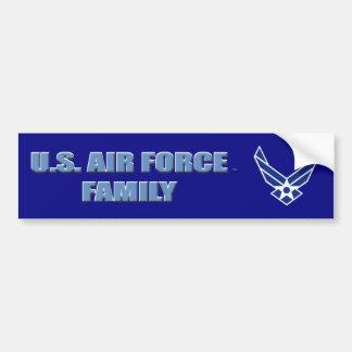 U.S. Flygvapenfamiljbildekal Bildekal