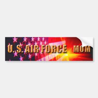 U.S. Flygvapenmammabildekal Bildekal