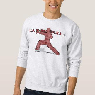 "U.S. MARSKALK A.R.T. ""SEIKEN-svettskjorta "", Långärmad Tröja"
