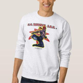 U.S. MARSKALK A.R.T. Svettskjorta Sweatshirt