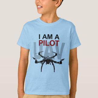 UAV Quadpilot pilot- Quadcopter Tröjor
