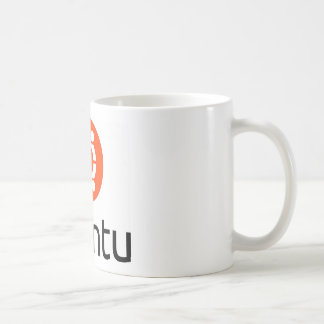 Ubuntu Linuxlogotyp Kaffemugg