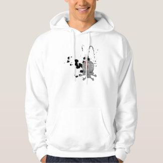 UDB ritar skissar hoodien Sweatshirt