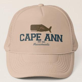 Udd Ann - Massachusetts. Truckerkeps