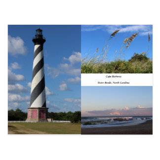 Udd Hatteras North Carolina Vykort