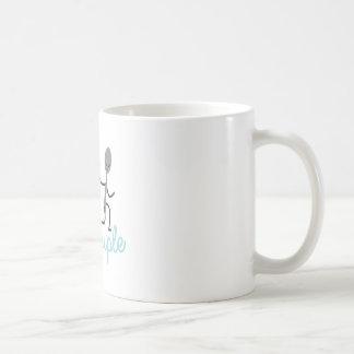 Udda koppla ihop kaffemugg