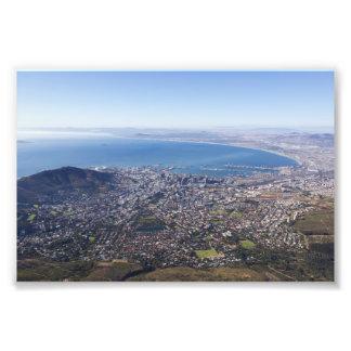 UddTown, Sydafrika, fototryck
