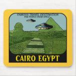 UFO ÖVER DEN CAIRO EGYPTENEN RESER DESIGN MUSMATTOR
