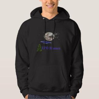 ufo-t-skjorta hoodie