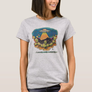 UFO - Ta mig som är hem- T-shirts