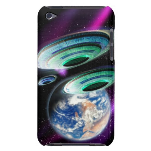 UFOs iPod Touch Skal