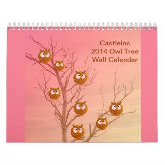Ugglaträd 2014 kalender