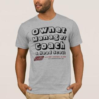 UHB-jobbtitlar T-shirt