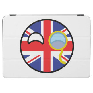 UK Countryball iPad Air Skydd