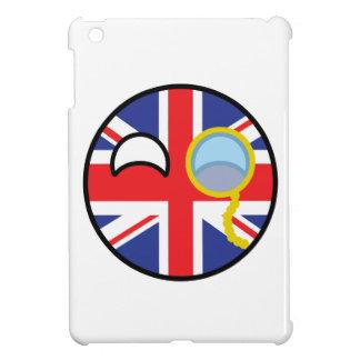 UK Countryball iPad Mini Mobil Skydd