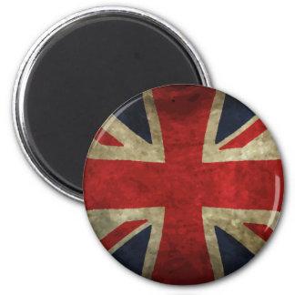 Uk-flagga Magnet