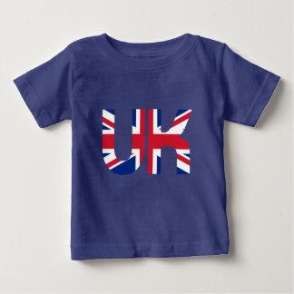 UK märka med sina initialer den fackliga jacken Tröjor