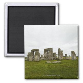 UK Wiltshire, Stonehenge Magnet