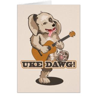 Uke Dawg! Hälsningskort