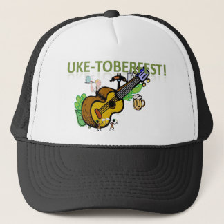 Uke-Toberfest! Truckerkeps