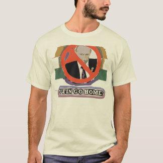 Ukraina bojkott 2014 vinterOS Ryssland T-shirts