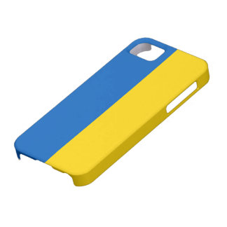 Ukraina flagga barely there iPhone 5 fodral