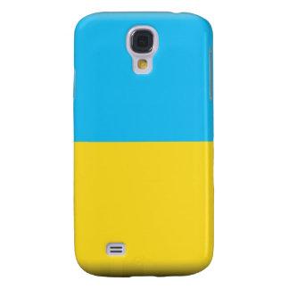 Ukraina flagga galaxy s4 fodral