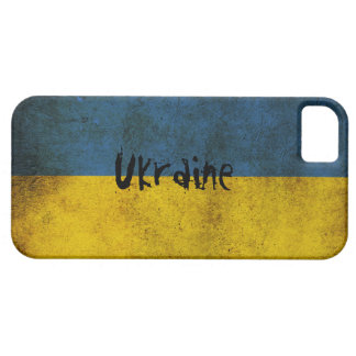 Ukraina flagga iPhone 5 Case-Mate cases