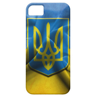 UKRAINA FLAGGAFODRAL BARELY THERE iPhone 5 FODRAL
