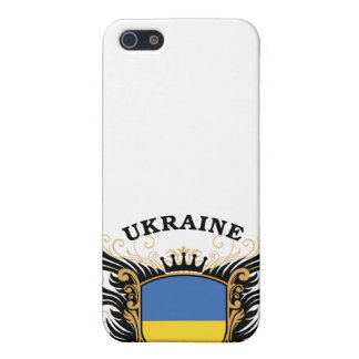 Ukraina iPhone 5 Fodral