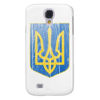 Ukraina Lesser vapensköld Galaxy S4 Fodral