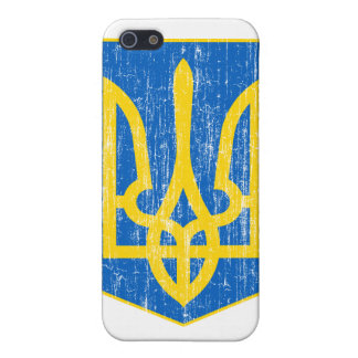 Ukraina Lesser vapensköld iPhone 5 Skal
