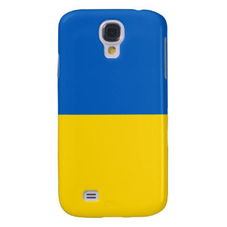 Ukraina - ukrainsk flagga galaxy s4 fodral