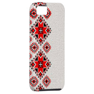 Ukrainsk broderi iPhone 5 fodraler