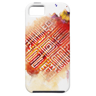 Ukrainsk broderikonst iPhone 5 cases