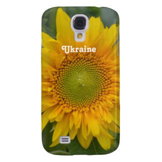 Ukrainska solrosor galaxy s4 fodral
