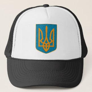 Ukrainska Tryzub Україна Truckerkeps