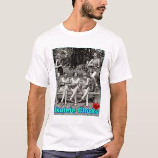 Ukulelechickar T Shirts