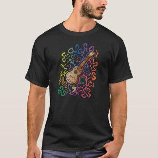 Ukuleleregnbåge T Shirts