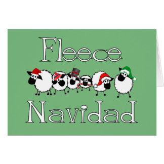 UllNavidad rolig julkort Hälsningskort