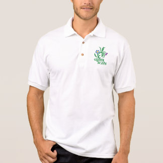 Ulster-Scots design Polo Tröja