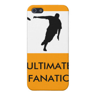 Ultimat fanatiskt fodral iPhone 5 skal