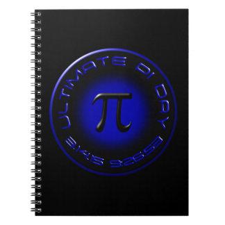 Ultimat Pi-dag 2015 3.14.15 9:26: 53 (blått) Anteckningsbok
