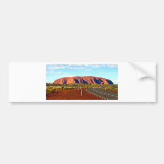 Uluru/Ayers sten - Australien Bildekal